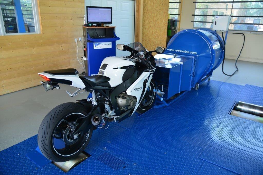Banc De Puissance Auto Moto